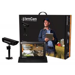 Kit caméra de surveillance  farmCam portée 1250m,